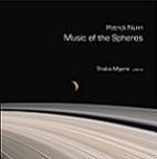 Patrick Nunn: Music Of The Spheres Album Cover